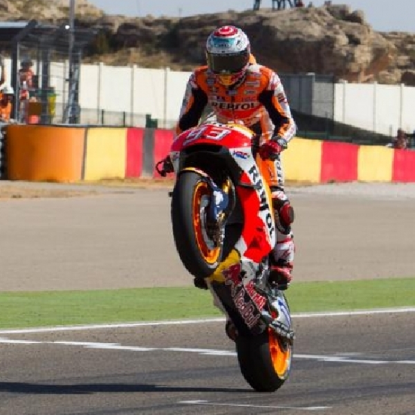 MotoGP: Kalahkan Pebalap rookie, The Baby Alien Rajai MotoGP Jerman