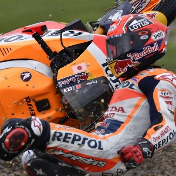MotoGP: Honda Konfirmasi Marc Marquez Absen di MotoGP Austria