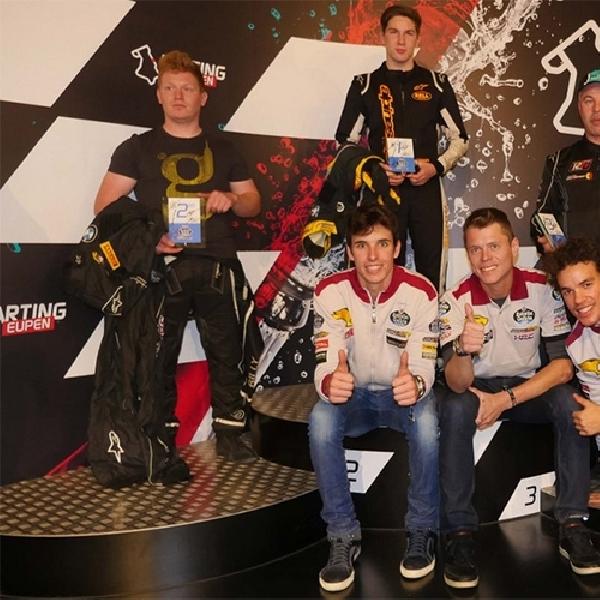 MotoGP: MarcVDS Manjakan Fans