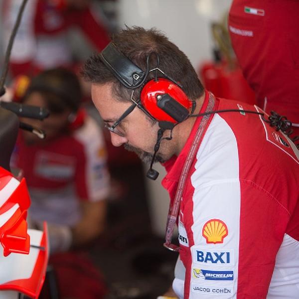 Mark Elder, Mekanik Ducati yang Pindah ke Yamaha