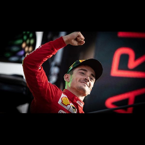 F1: Bagi Marko, Charles Leclerc Adalah Talenta Besar yang Belum Sempat ke Red Bull