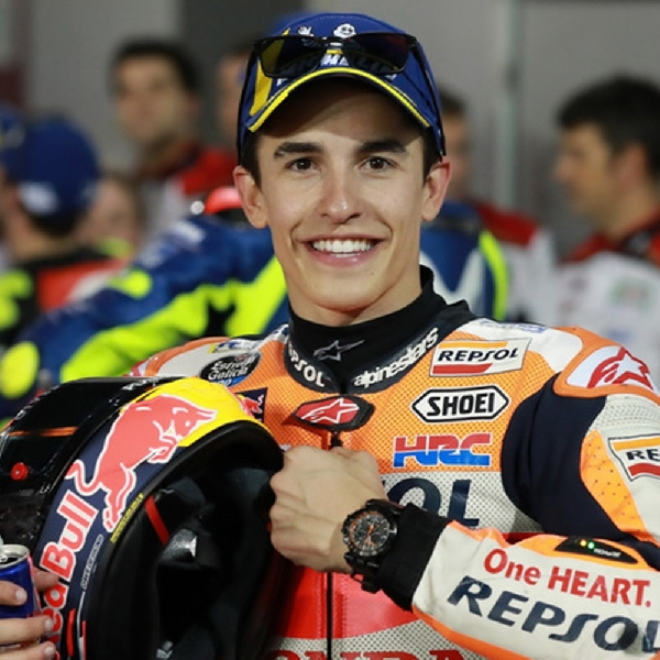 Sejak Awal, Marquez Yakin Akan Menjuarai GP Spanyol