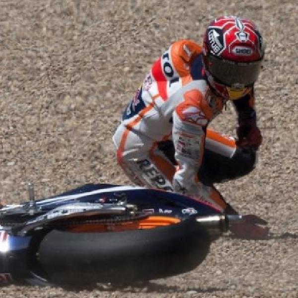 MotoGP: Marquez Akui Motor Yamaha Sangat Stabil di Perancis