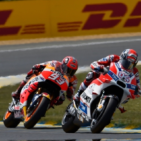 MotoGP: Marquez Beber Kekurangan RC213V