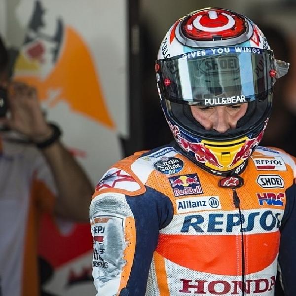 MotoGP: Marquez Gembira - Vinales dan Rossi Alami Kesulitan