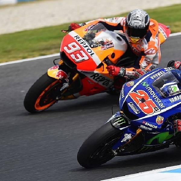 MotoGP: Marquez ingin Berduel Bersama Vinales