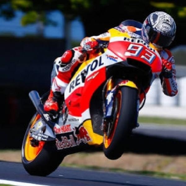 MotoGP: Marquez Rajai Balapan di Austin
