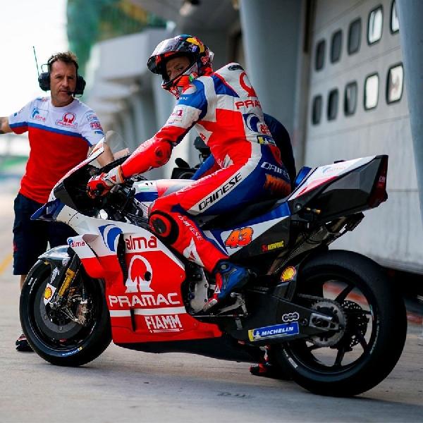 Masa Depan di MotoGP Belum Jelas, Jack Miller Mengaku Tidak Frustrasi