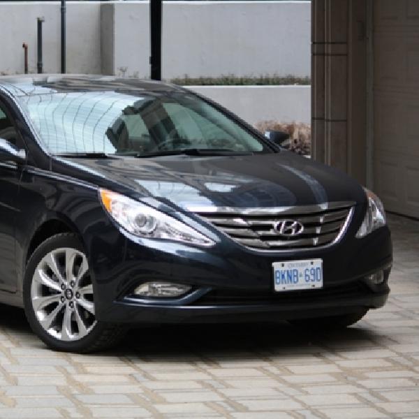 Masalah Lampu Rem Belakang, Hyundai Recall Ribuan Unit Sonata