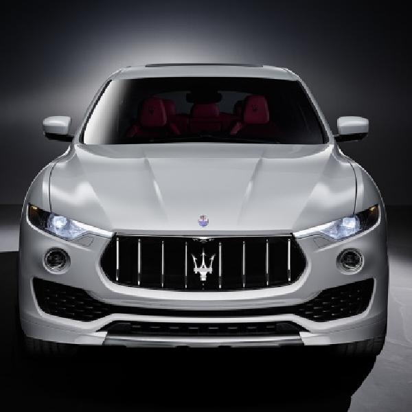 Maserati Levante akan Lahir Lebih Styling dan Sporty