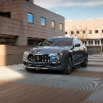 Maserati Levante Hybrid Baru Dirilis dengan Supercharger Listrik untuk 325 HP
