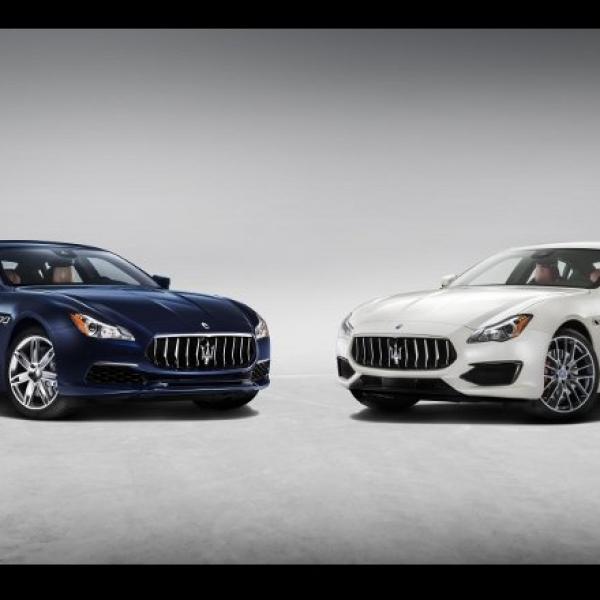 Wajah Baru Maserati Quattroporte