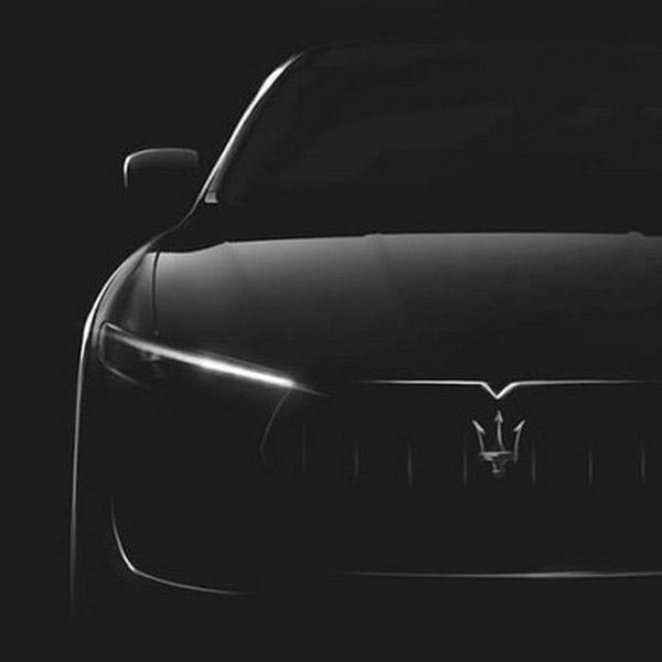 Maserati Terus Goda Kehadiran SUV Levante