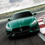 Maserati Luncurkan Versi Trofeo dari Ghibli dan Quattroporte