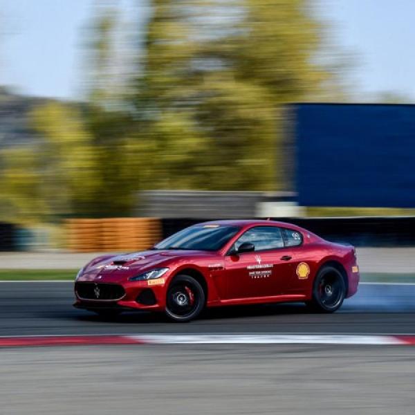 Maserati Enthusiast Diajak Untuk  Ikuti Track Experience di Italia