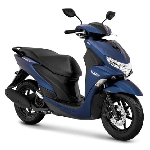 6 Pilihan Warna Baru Yamaha FreeGo