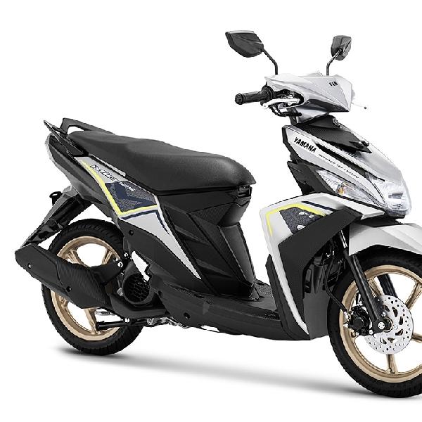 5 Pilihan Warna Baru Yamaha MIO M3, Semakin Modern dan Elegan