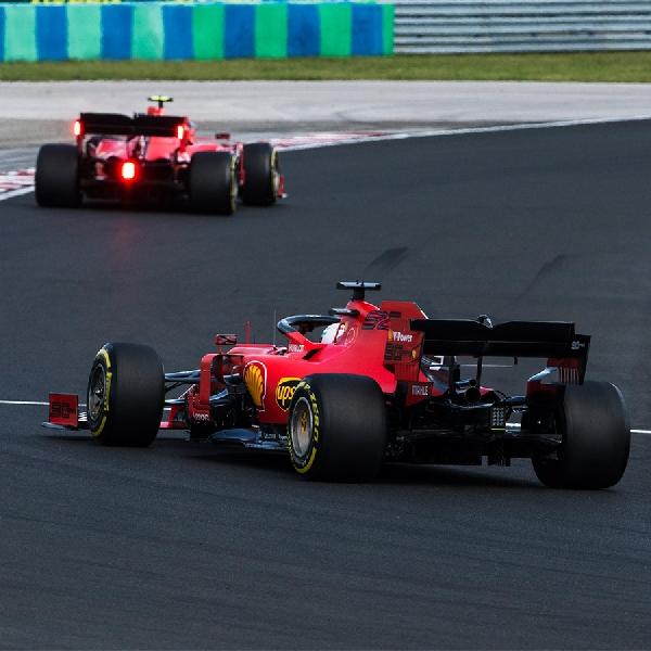 F1: Mattia Binotto Tak Sesalkan Performa Buruk Ferrari di Awal Musim