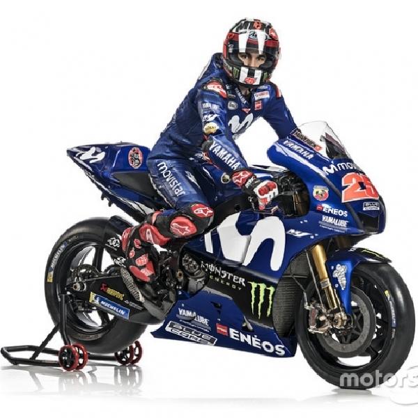 MotoGP: Maverick Vinales Masih Bertahan 2 Tahun Lagi dengan Yamaha