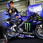 MotoGP: Kata Maverick Vinales Suzuki Tampak Lengkap