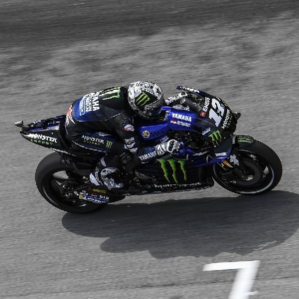 MotoGP: Maverick Vinales Yakin dengan Perkembangan Yamaha
