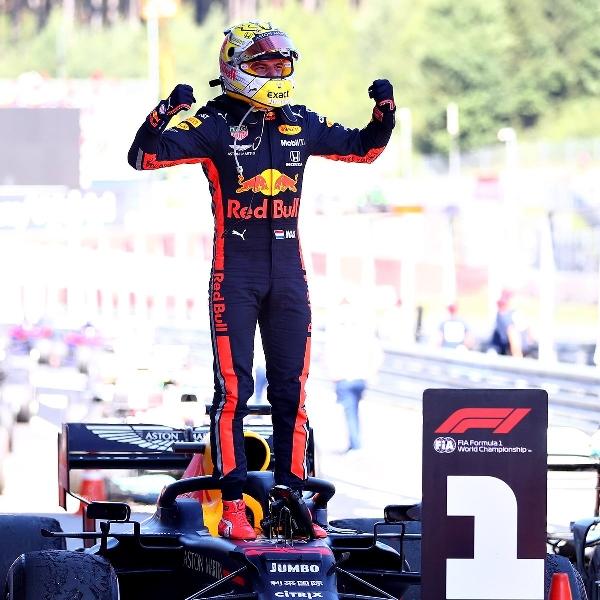 Tim Honda F1 Raih Kemenangan Pertama di Era Turbo Hybrid di GP Austria 2019