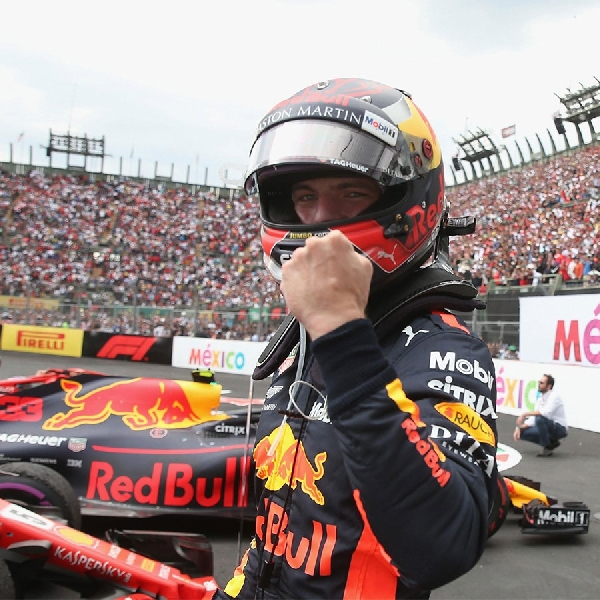 Max Verstappen Belum Pikirkan Masa Depan di Red Bull