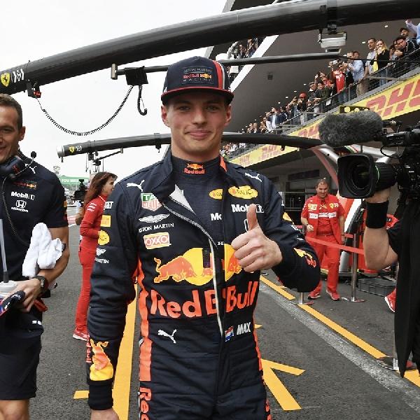 F1: Finis Keenam Menjadi Sesuatu yang Terbaik Bagi Verstappen