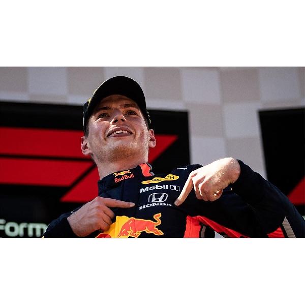 F1: Max Verstappen Perpanjang Kontrak di Red Bull Hingga Tahun 2023