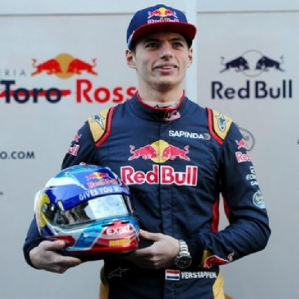 Max Verstappen Jadi 'Driver of The Day' di GP Amerika Serikat