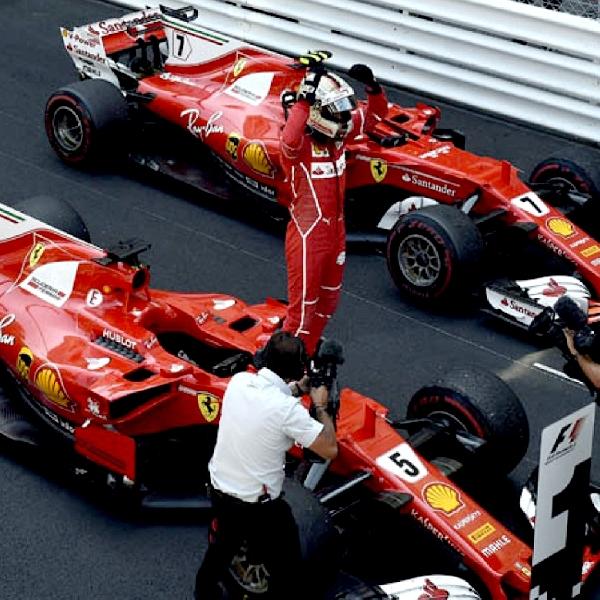 F1: Grand Prix Hungaria, Ferrari Paling Mendominasi