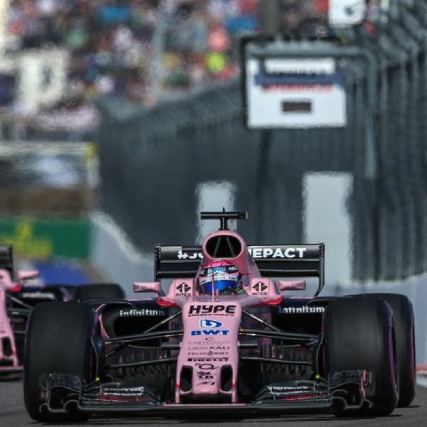 F1: Force India Tidak Akan Merubah Formasi Pebalap