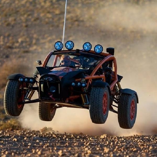 Ariel Nomad 2017, Mobil Taktis Pelibas Track Sulit