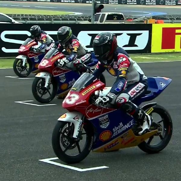 ATC - Pebalap Indonesia Siap Buka Gerbang Menuju Kejuaraan Dunia MotoGP