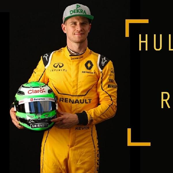 F1: Meski Sulit Hulkenberg Siap Hadapi Musim 2017