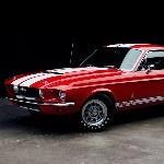 Start Up Ini Bikin Mustang Retro Miliki Penggerak Listrik