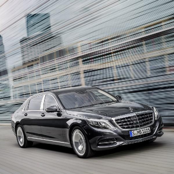 Mercedes: 10 Tahun Menuju Full Autonomous