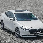 Mazda 3 2021 Diklaim Mengadopsi Mesin Turbo AWD