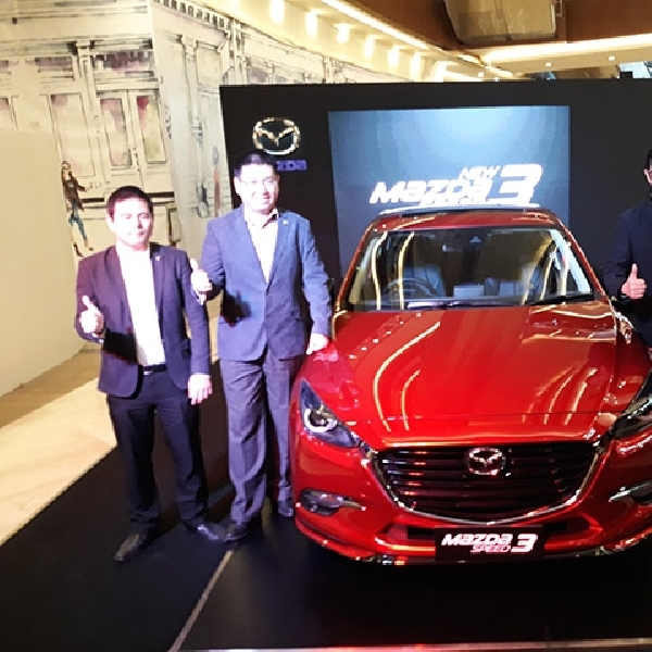 Mazda3 Speed Resmi Hadir dengan Harga Rp 442 juta