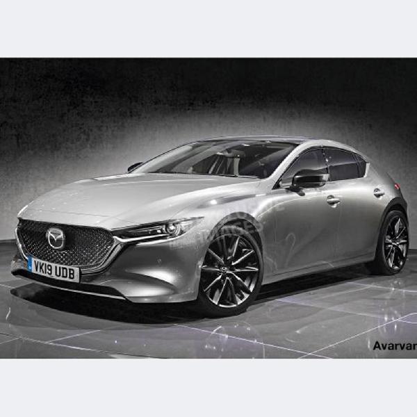 Akan Ada Pilihan Diesel untuk Mazda 3 Generasi Terbaru