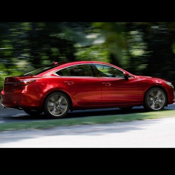 Mazda 6 2018 Bermesin Turbo 2.5 liter Cukup Unggul di Perkotaan