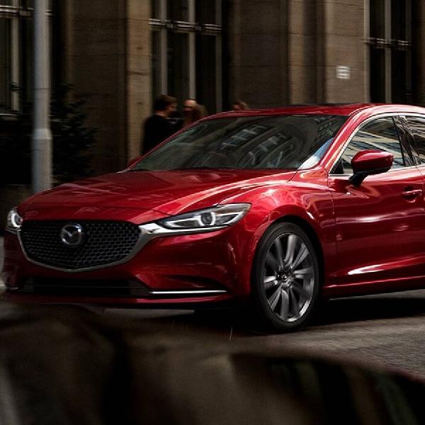 Ada Yang Baru Dari All New Mazda6 Sedan dan Estate