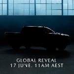 Mazda Rilis Teaser Pertama BT-50 yang Didesain Ulang