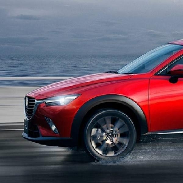 Intip Varian Mazda CX-3 yang Akan Hadir di Indonesia