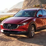 Mazda CX-30 2021 Raih Top Safety Pick Plus Rating