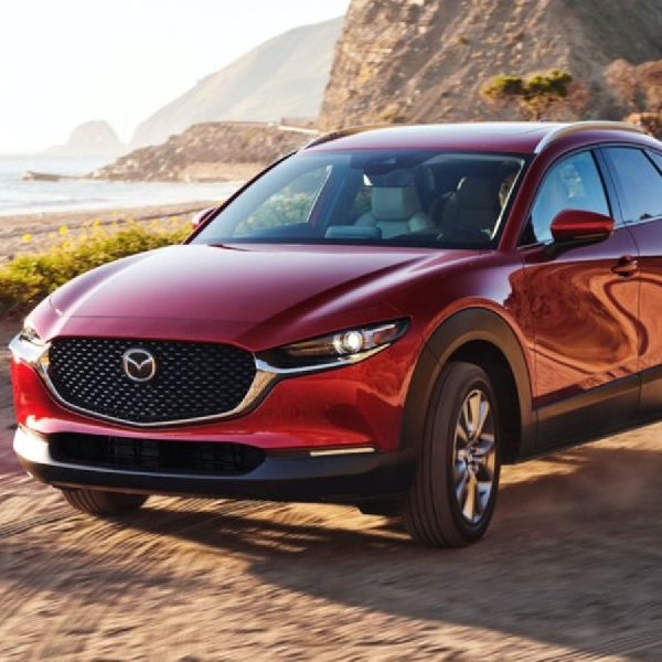 Mazda CX-30 2021 Raih Top Safety Pick Plus Rating