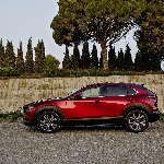 Gaya Kodo New Mazda CX-30 dan MX-30 Raih Penghargaan Red Dot Design