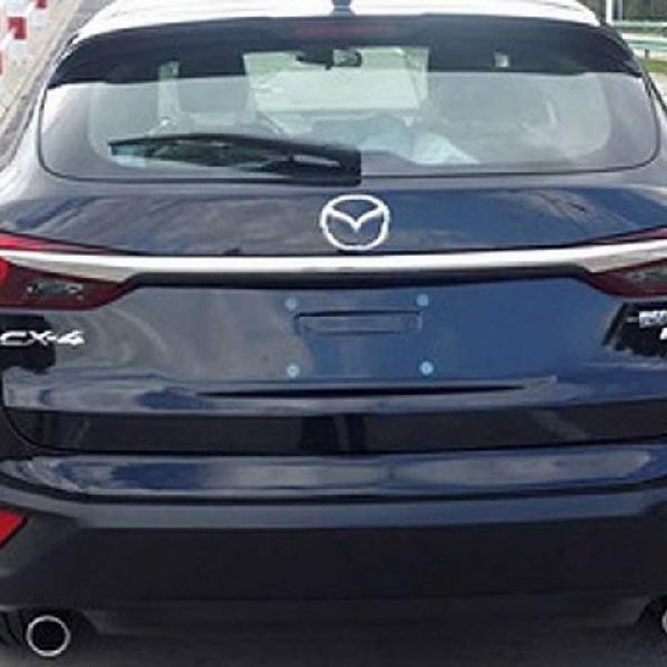 Mazda CX-4 Versi Produksi Segera Meluncur Lebih Segar