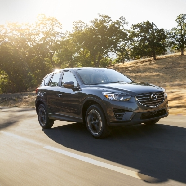Mazda CX-5 2016 Hadir Dengan Fitur Baru