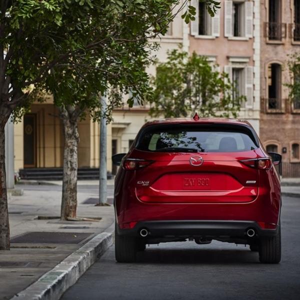 Mazda CX-5 2017, Penyegaran Desain dan Teknologi